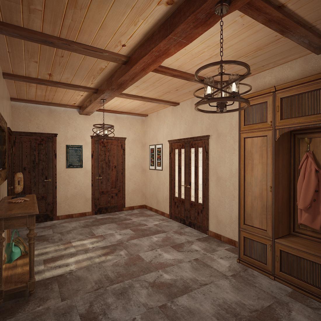 Дом в д.Савинские горки Рис. 7
