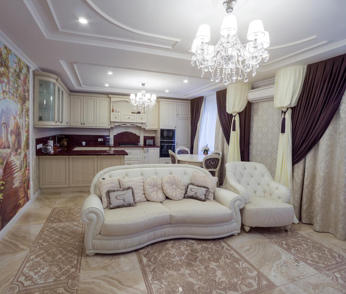 Четырехкомнатная квартира в Московской обл. Рис. 13