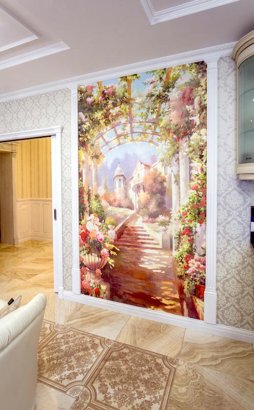 Четырехкомнатная квартира в Московской обл. Рис. 17