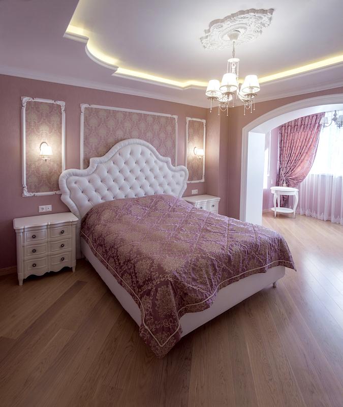 Четырехкомнатная квартира в Московской обл. Рис. 22