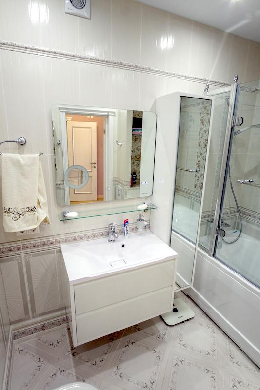 Четырехкомнатная квартира в Московской обл. Рис. 27