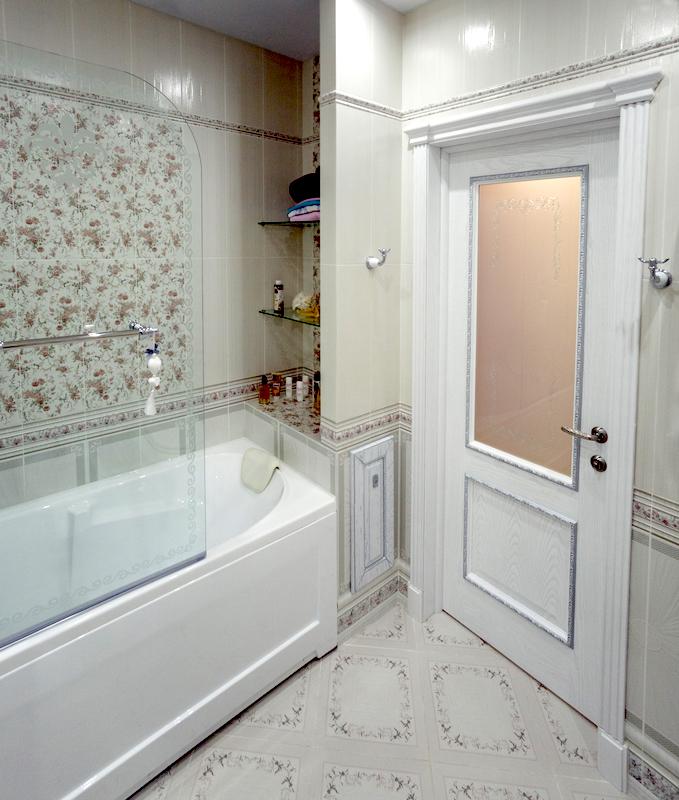 Четырехкомнатная квартира в Московской обл. Рис. 29