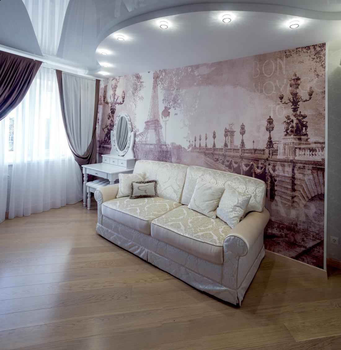 Четырехкомнатная квартира в Московской обл. Рис. 31