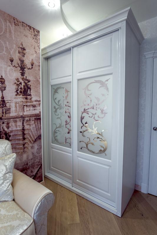 Четырехкомнатная квартира в Московской обл. Рис. 33