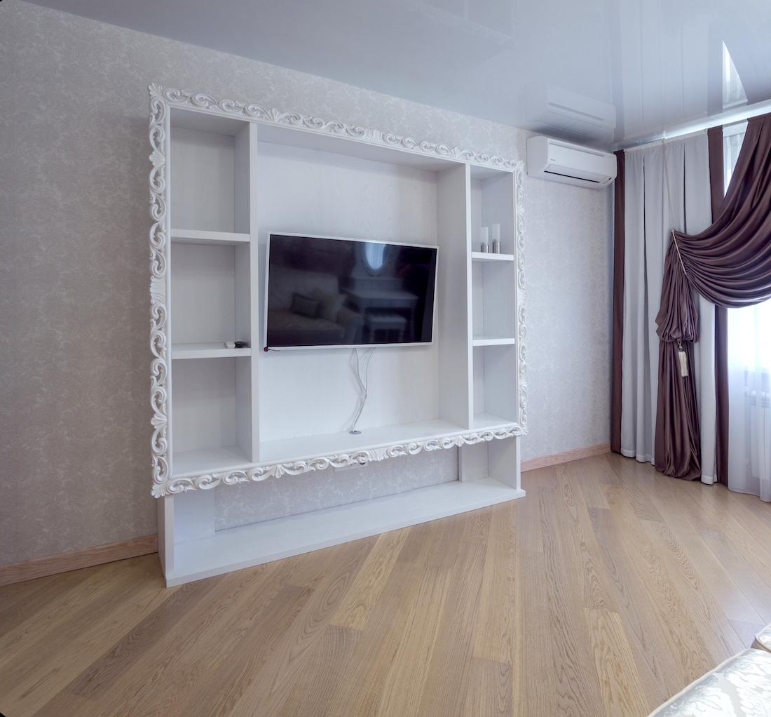 Четырехкомнатная квартира в Московской обл. Рис. 34