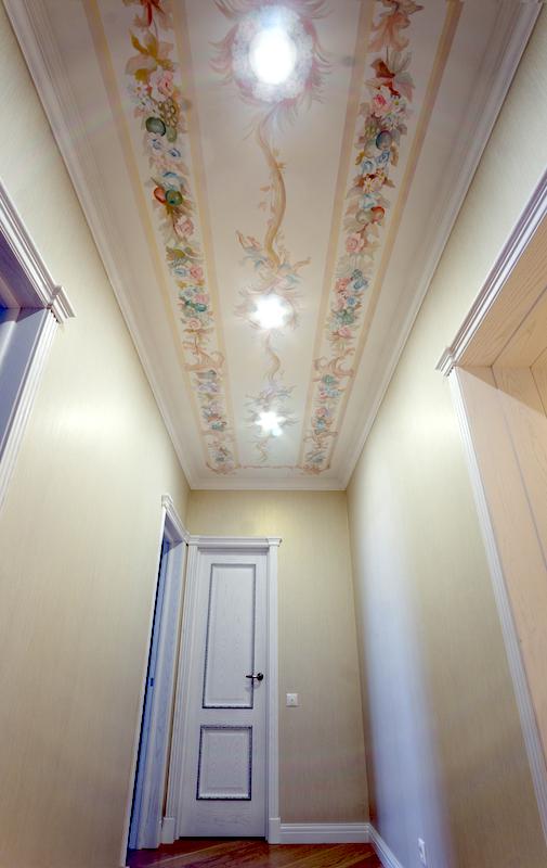 Четырехкомнатная квартира в Московской обл. Рис. 39