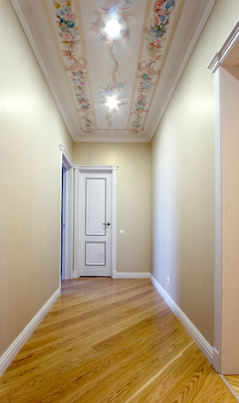 Четырехкомнатная квартира в Московской обл. Рис. 40