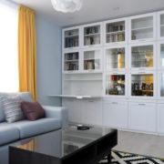 Квартира на Голландской в скандинавском стиле Рис. 7
