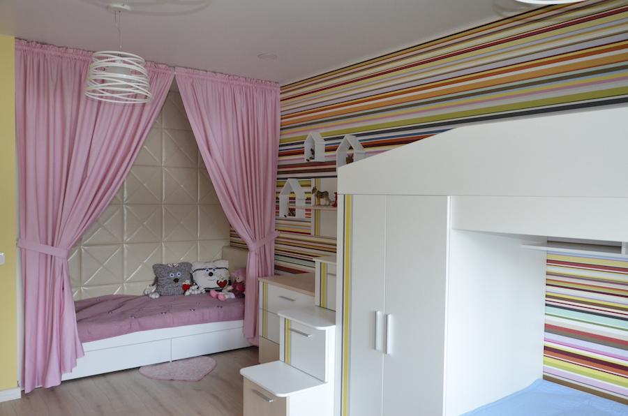 Квартира на Голландской в скандинавском стиле Рис. 22