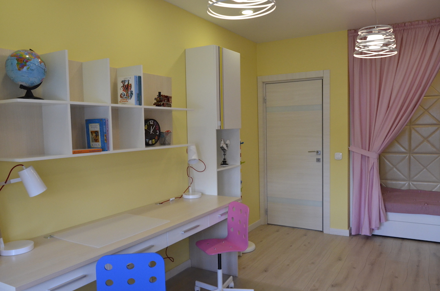 Квартира на Голландской в скандинавском стиле Рис. 25