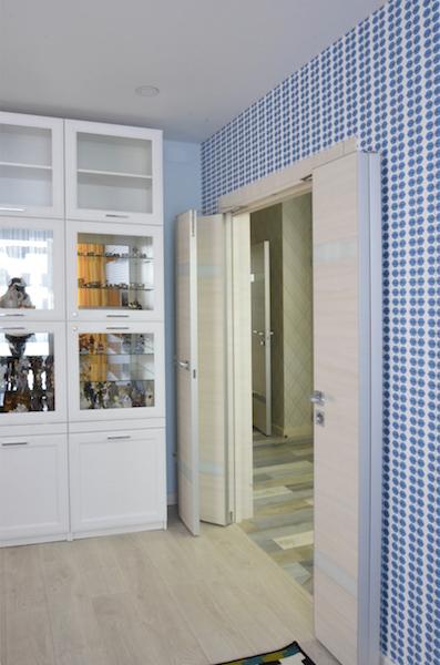 Квартира на Голландской в скандинавском стиле Рис. 3