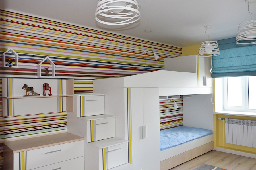 Квартира на Голландской в скандинавском стиле Рис. 4