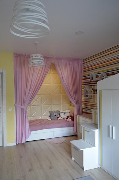 Квартира на Голландской в скандинавском стиле Рис. 5