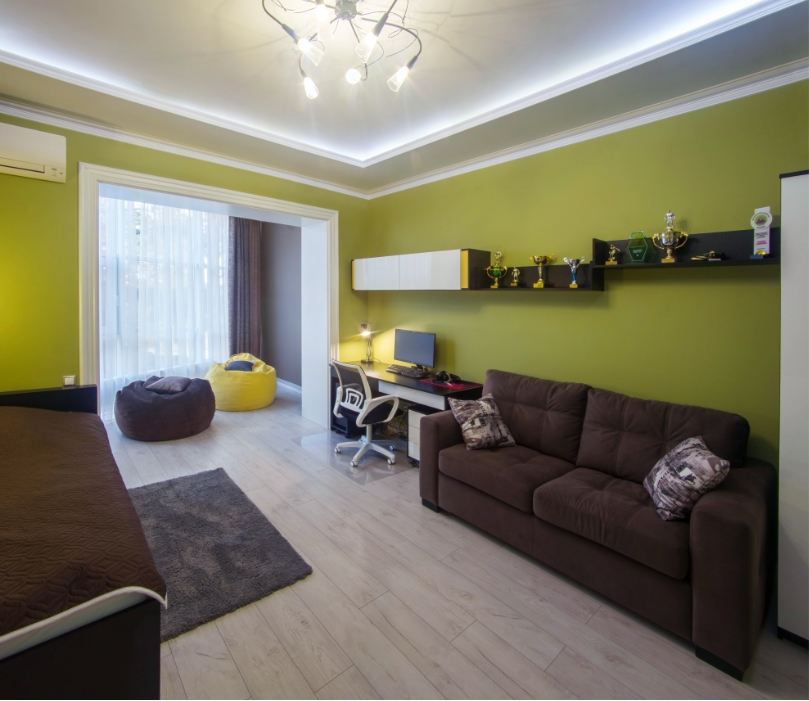 Четырехкомнатная квартира в дер. Новое Рябеево Рис. 7