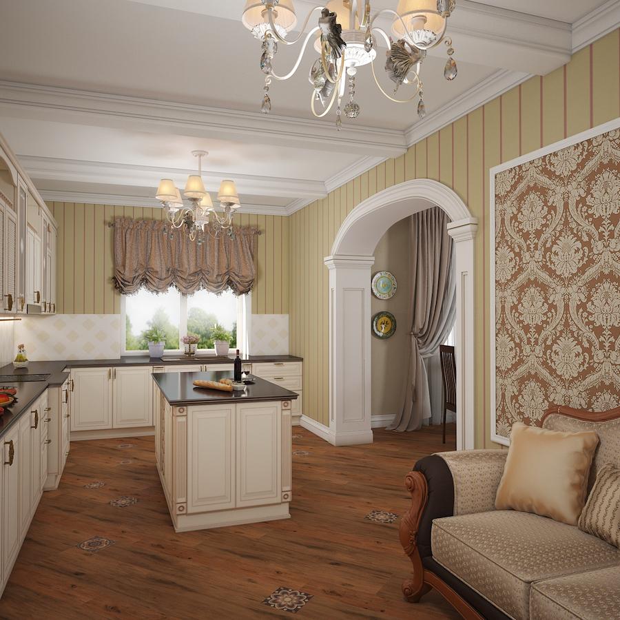 Дом в пос. Кулицкая Рис. 6