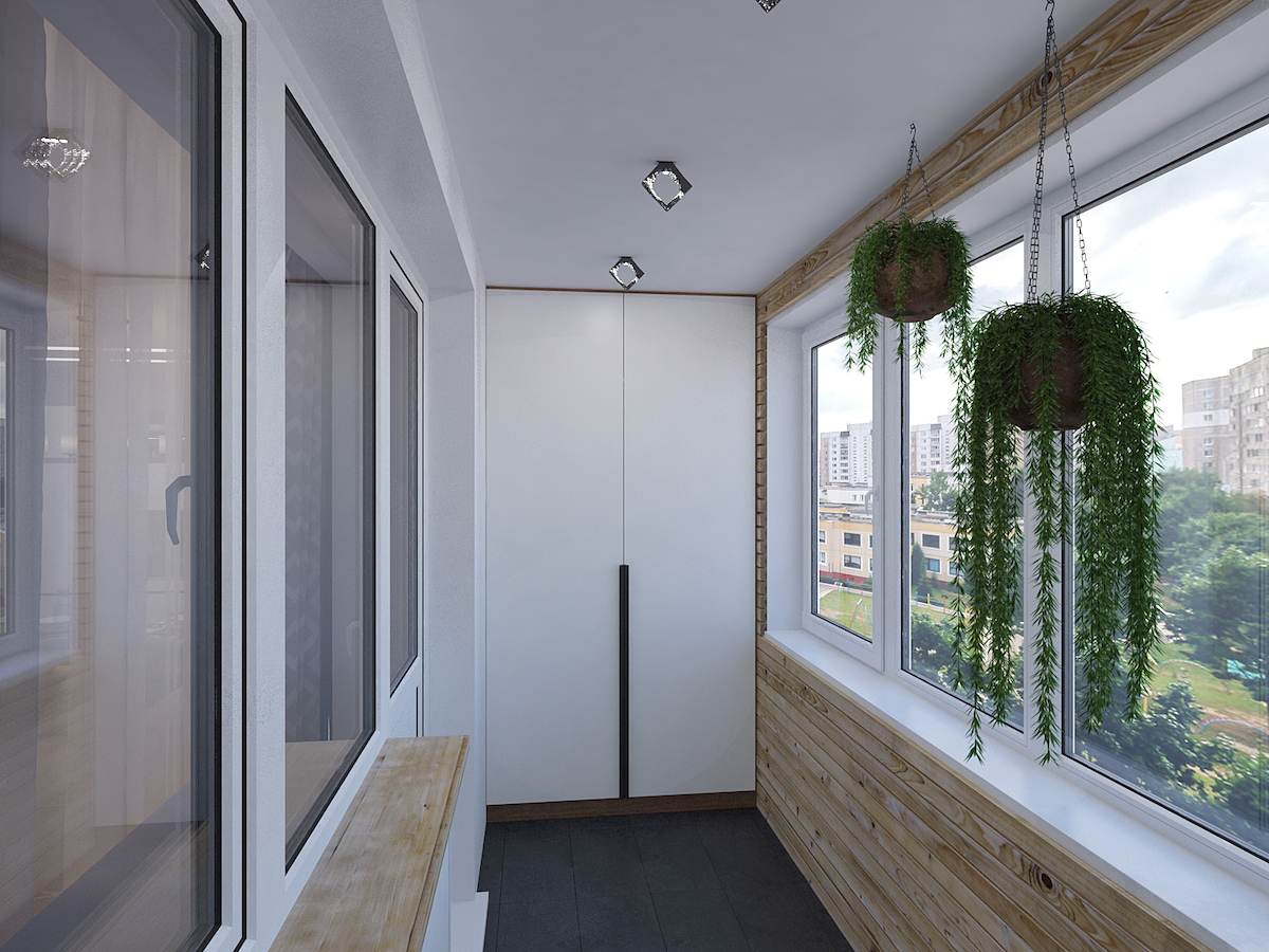 ЖК Европейский, однокомнатная квартира Рис. 2
