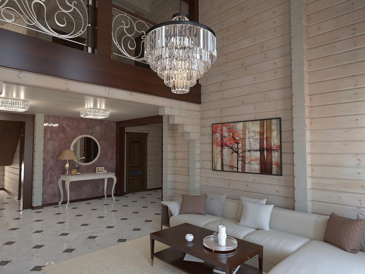 Реконструкция дома в пос. Рябеево Рис. 5