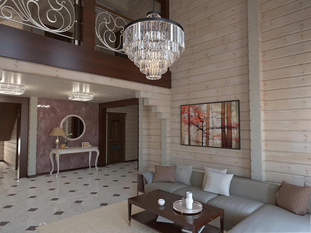 Реконструкция дома в пос. Рябеево Рис. 13