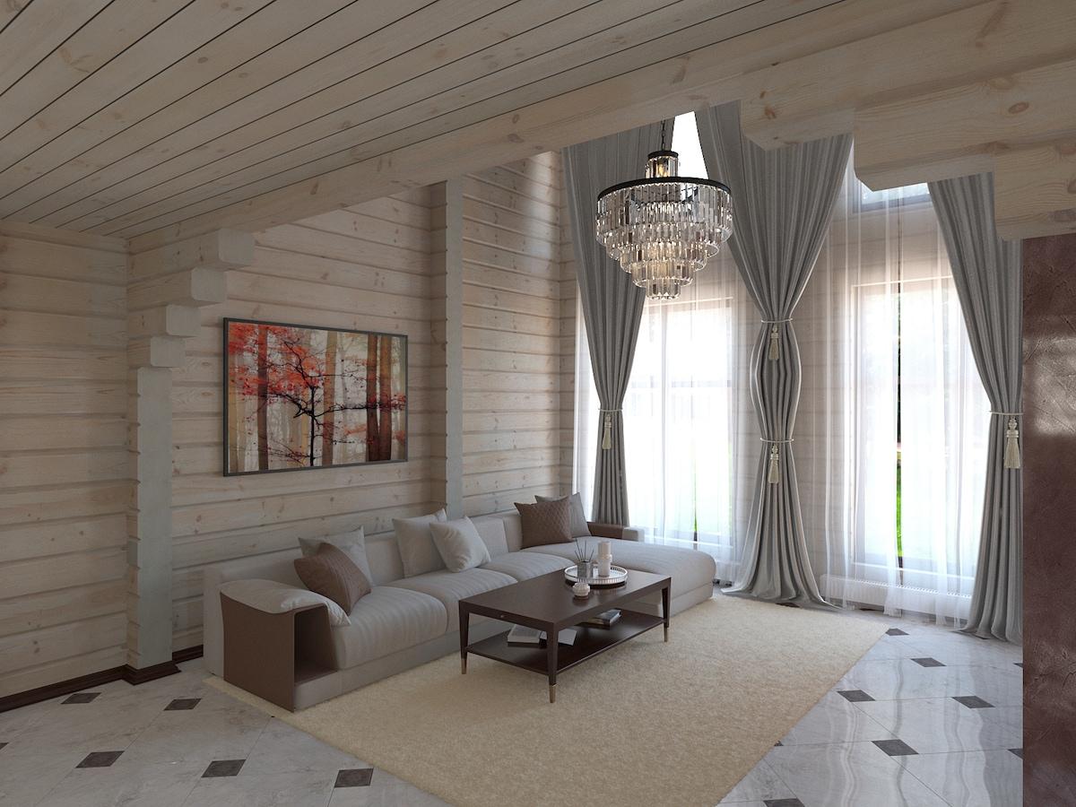 Реконструкция дома в пос. Рябеево Рис. 14