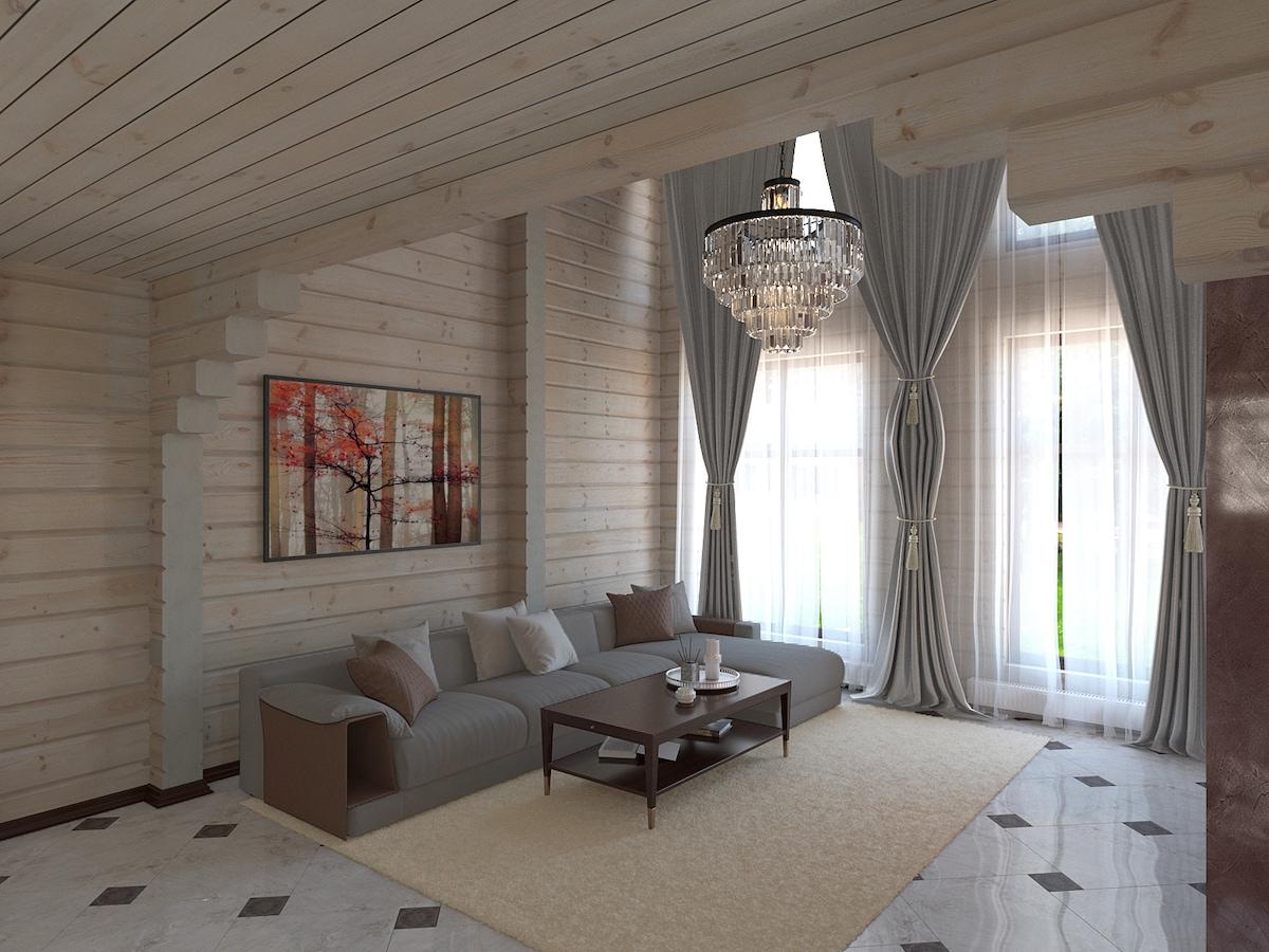 Реконструкция дома в пос. Рябеево Рис. 15