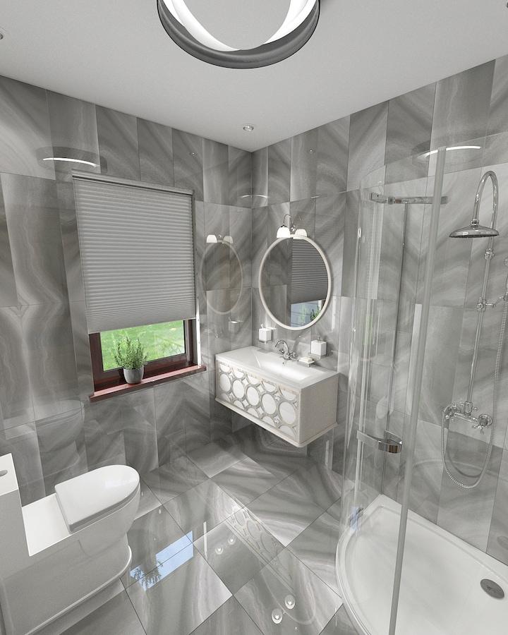 Реконструкция дома в пос. Рябеево Рис. 21