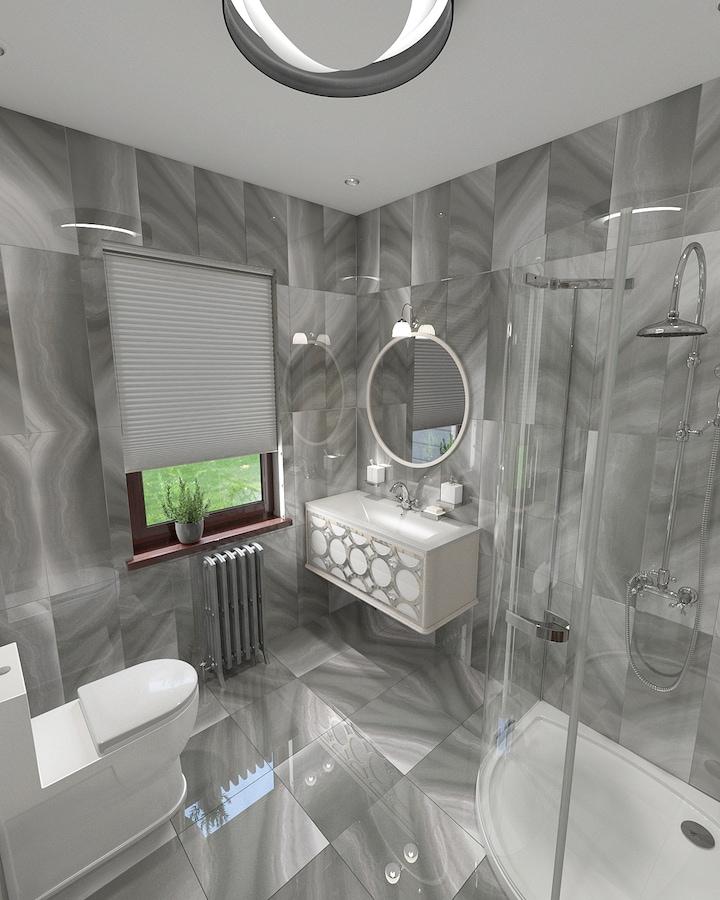 Реконструкция дома в пос. Рябеево Рис. 22
