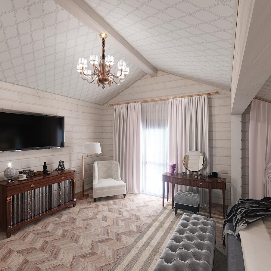 Реконструкция дома в пос. Рябеево Рис. 24