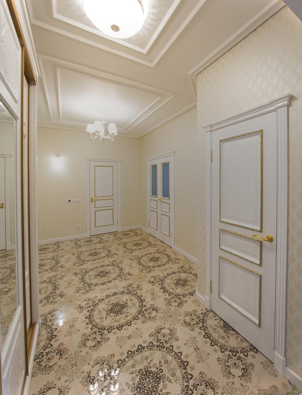Трехкомнатная квартира на Студенческом переулке Рис. 25