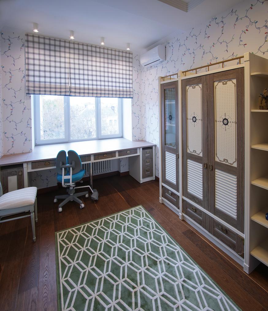 Трехкомнатная квартира на Студенческом переулке Рис. 12
