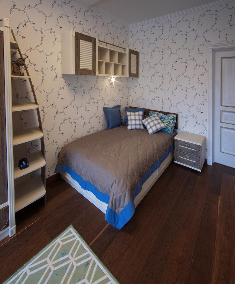 Трехкомнатная квартира на Студенческом переулке Рис. 11