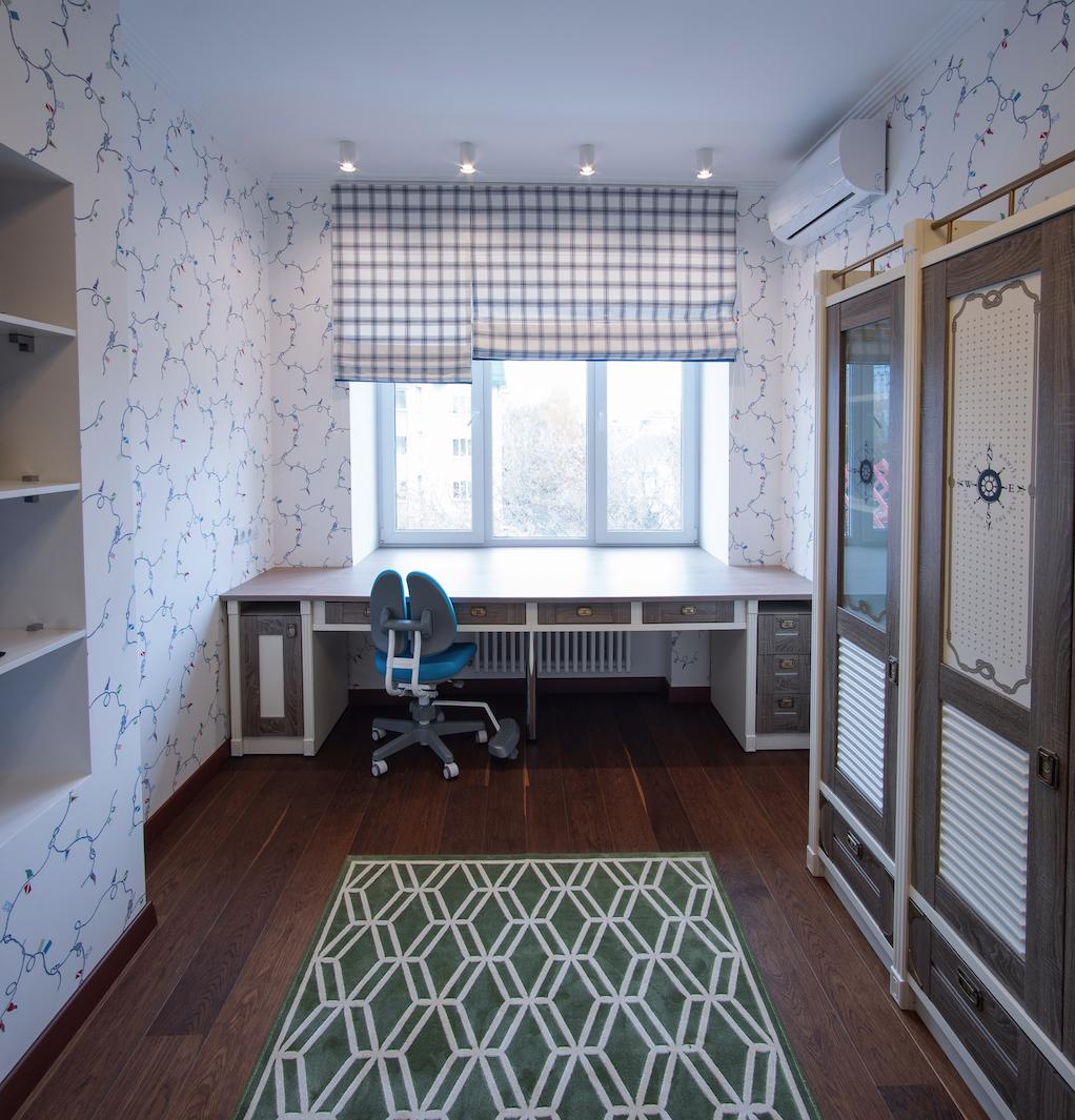 Трехкомнатная квартира на Студенческом переулке Рис. 10