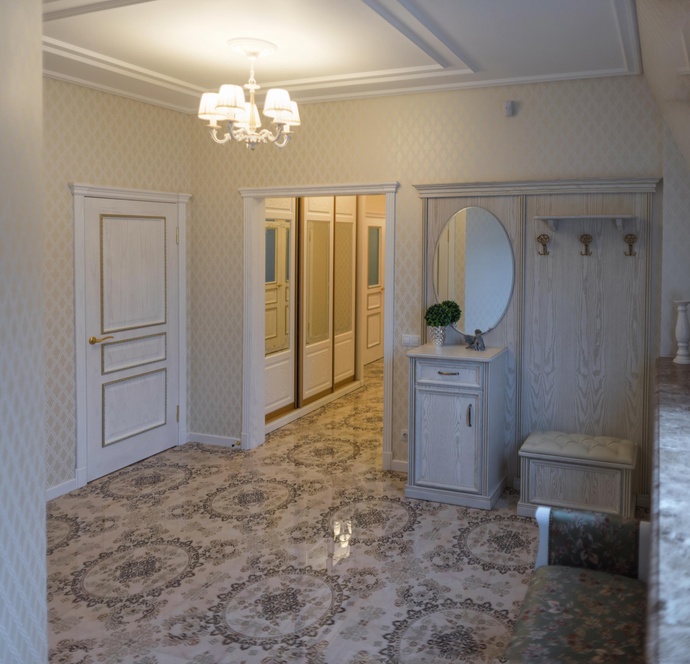 Трехкомнатная квартира на Студенческом переулке Рис. 22