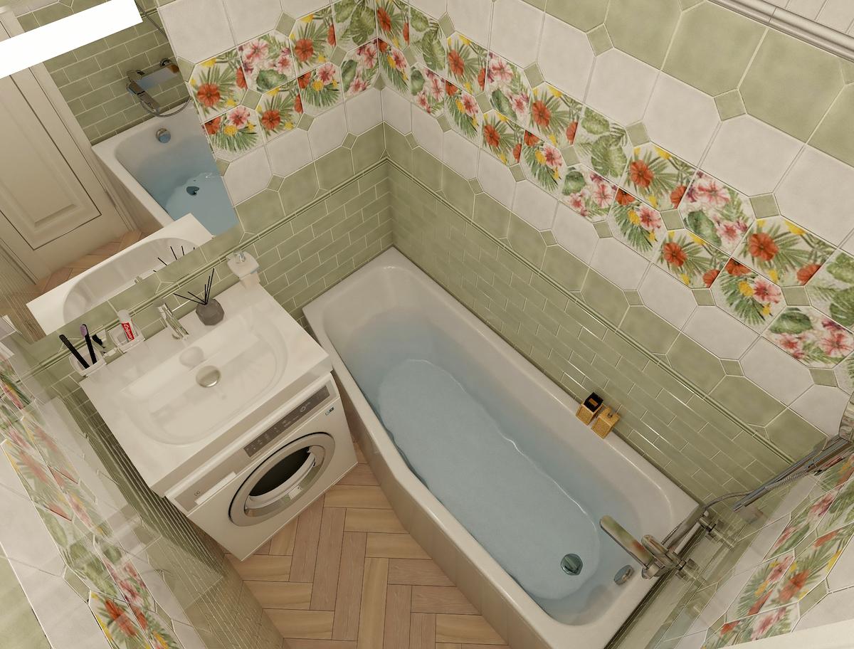 Двухкомнатная квартира в ЗАО города Москвы Рис. 2