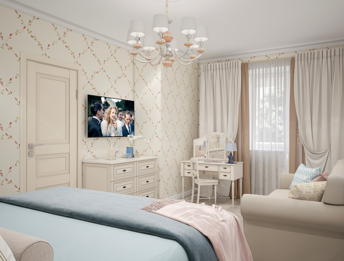Четырехкомнатная квартира на ул. Ротмистрова в Твери Рис. 8
