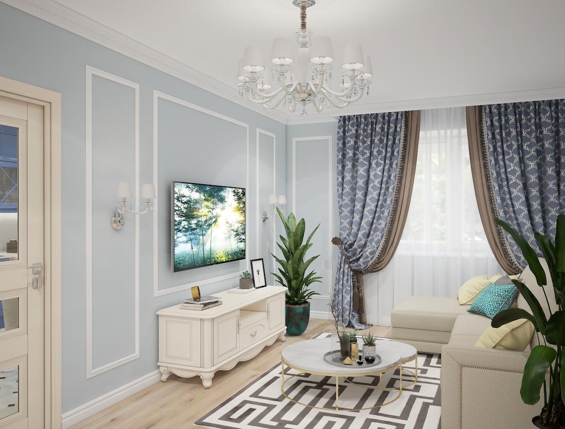Четырехкомнатная квартира на ул. Ротмистрова в Твери Рис. 14