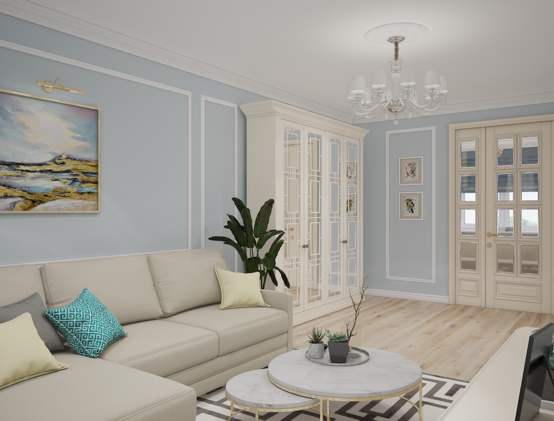 Четырехкомнатная квартира на ул. Ротмистрова в Твери Рис. 5