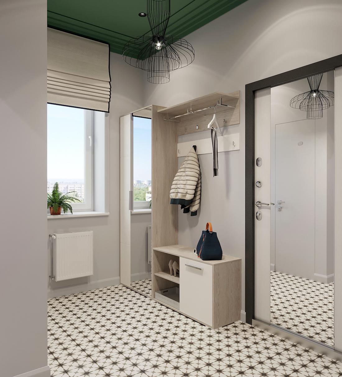 Однокомнатная квартира на ул. Благоева Рис. 3