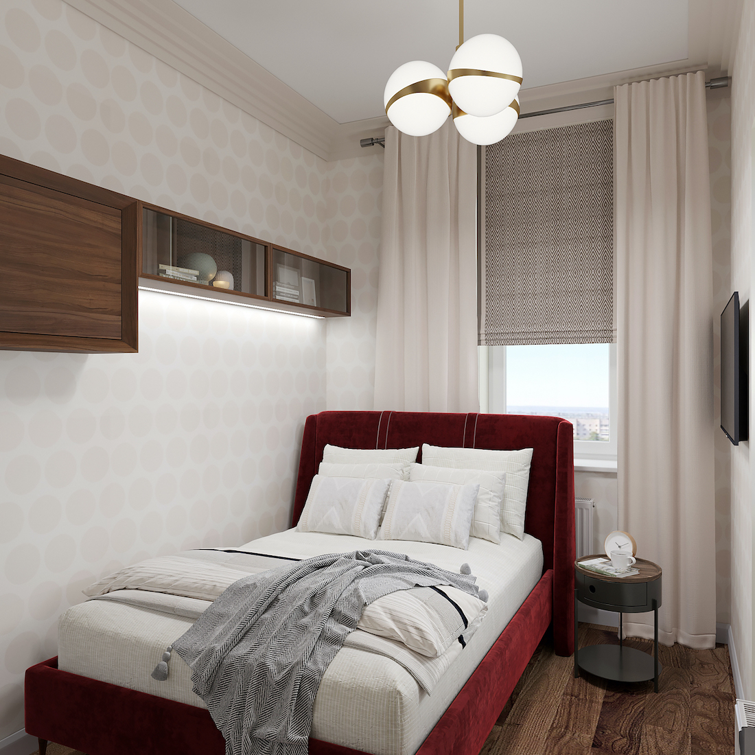 Однокомнатная квартира на ул. Благоева Рис. 4