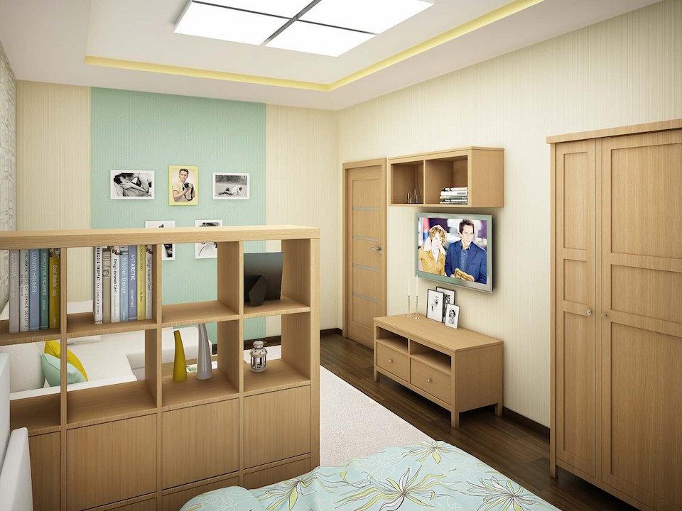 Двухкомнатная квартира ул. Можайского Рис. 9