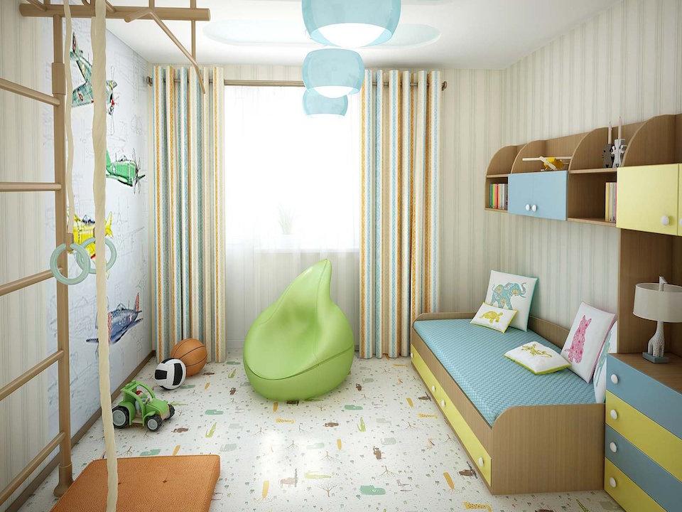 Двухкомнатная квартира ул. Можайского Рис. 2