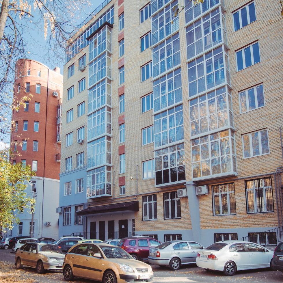 Квартира на Дмитрия Донского Рис. 13